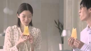 MatsuTakako松たか子YamazakiGoldCM