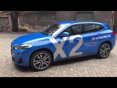 BMW X2 xDrive20d 140kw
