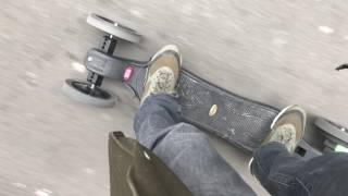 Faraday Motion Elektro Skateboard - Electric Skateboard