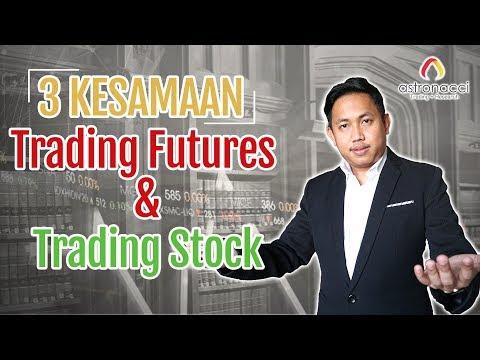 3 KESAMAAN TRADING FUTURES & TRADING STOCK