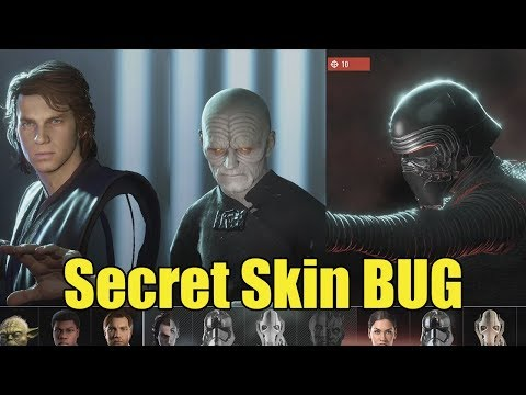 Secret Skins For Most Characters How To Trigger The Secret