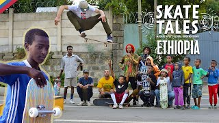 The Story Of Ethiopias New Skate Scene  |  SKATE TALES Ep 4