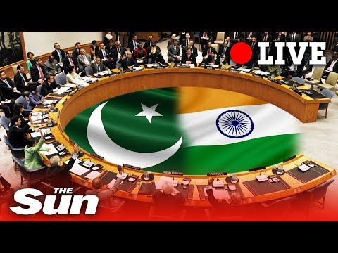 Kashmir: UN Security Council holds meeting on India-Pakistan dispute