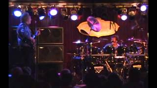 JOHN ENTWISTLE BAND - BB KINGS ,  NYC - JUNE 9th,2001 (Early show)