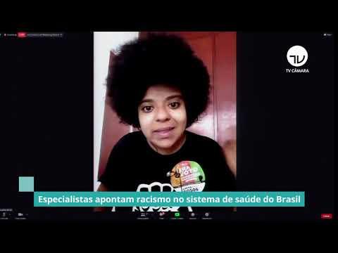 Especialistas apontam racismo no sistema de saúde do Brasil - 20/11/20