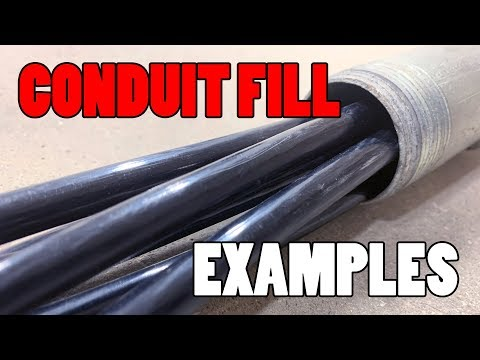 CONDUIT FILL EXAMPLES - How Many Conductors Can I Put In...