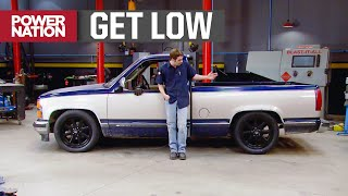 Lowering a Chevy Silverado to a Street Truck Stance - Truck Tech S1, E6