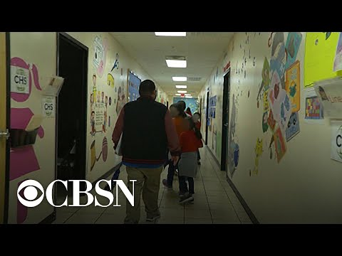 Some migrant children detained for months in jail-like facilities
