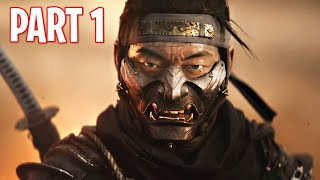 ULTIMATE SAMURAI WARRIOR!! (Ghost of Tsushima, Part 1)