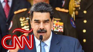 """El Dictador Maduro cataloga de """"acción extravagantemente extremista"""" acusaciones por narcoterrorismo"""
