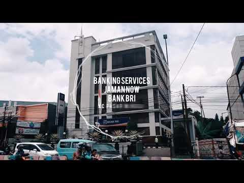 BANKING SERVICES JAMAN NOW BRI KC PASAR MINGGU