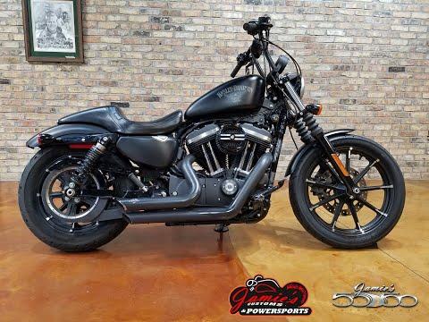 2017 Harley-Davidson Iron 883™ in Big Bend, Wisconsin - Video 1