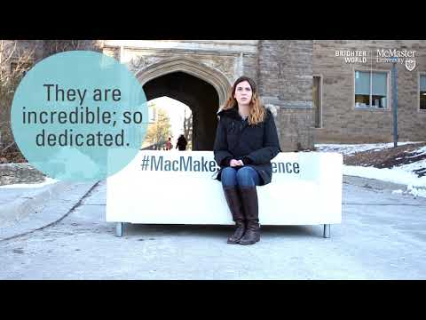 Watch Mac Makes a Difference (Rachel) on Youtube.