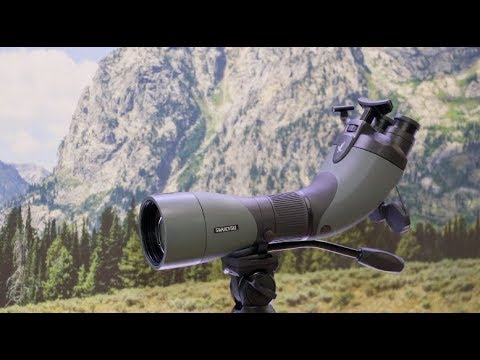 Swaroski's BTX Makes New Era Of Spotting Scopes Crystal Clear