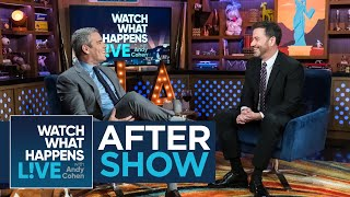 After Show: Jimmy Kimmel's Friendship With Sarah Silverman | WWHL