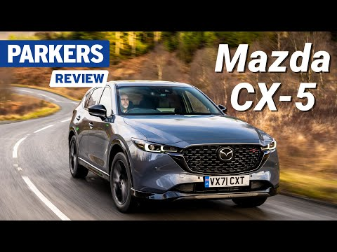 Mazda CX-5 In-Depth Review | Is it the best SUV for keen drivers?