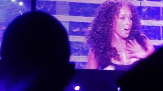 Alicia Keys - Heartburn - Bell Center - Montreal - February 28th 2010