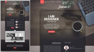 Website Design Tutorial