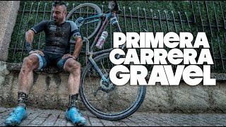 PRIMERA CARRERA en BICI GRAVEL | Valenti Sanjuan