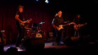 """Marshall Crenshaw and The Bottle Rockets """"Whenever You're On My Mind"""" Live at The Bell House 3/28/18"""