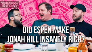 "Espen P. A. Lervaag | ""Did I make Jonah Hill insanely more rich??"" | Søndagsfrokost"