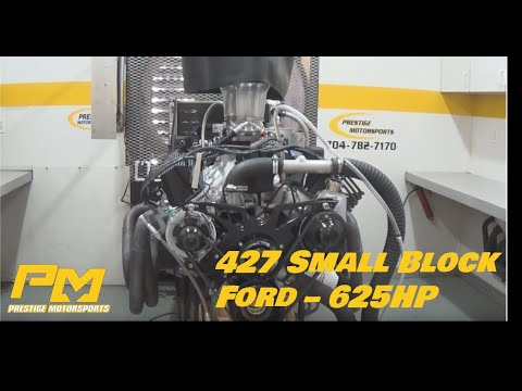 427 Small Block Ford Stroker Crate Engine - 600HP for sale in Concord, NC,  Price: $11,399