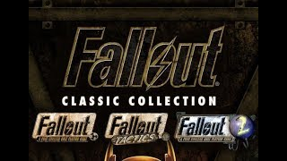 Видео Fallout - Classic Collection