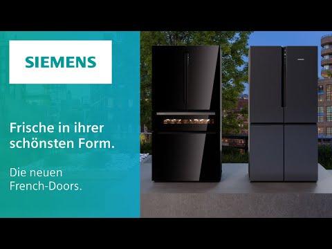 French-Door Kühl-Gefrier-Kombination - Frische in ihrer schönsten Form | Siemens Neuheiten 2021