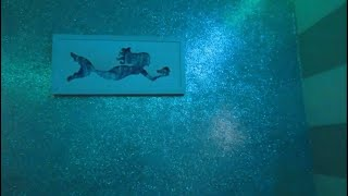 Easiest DIY Glitter Wall (Very Detailed)