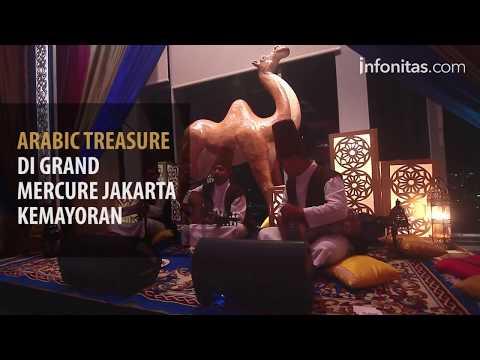Arabic Treasure di Grand Mercure Jakarta Kemayoran