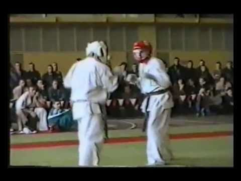 Ogawa Hideki. KUDO. КУДО. Огава Хайдеки. Бой 2