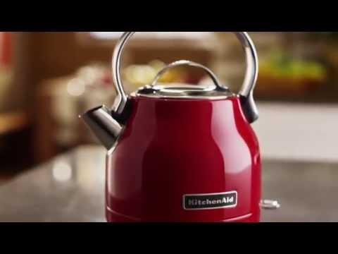 kitchenaid wasserkocher himbeereis