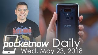 HTC U12+ camera surprises, Samsung Gear S4 Wear OS & more - Pocketnow Daily