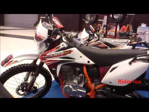 GAZGAS Hummer 150 Pro Motor Trail Harga 20 jutaan