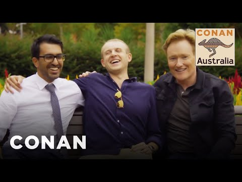 Conan v Austrálii #4: Seznámení s místními