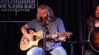 "Anthony Smith ""Cowboys Like Us"" 2013 DURANGO Songwriter's Expo/SB"
