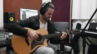 Africa (Toto) - Solo Fingerstyle Guitar (STUDIO VERSE)