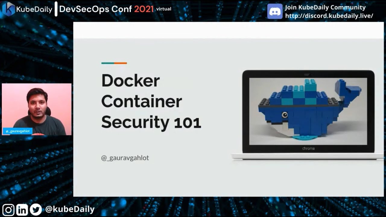 Docker Container Security 101
