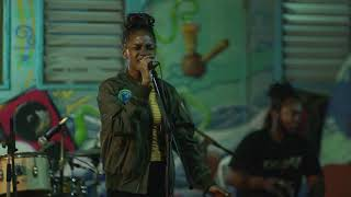 Koffee Performs 'Burning' Live At Jamnesia