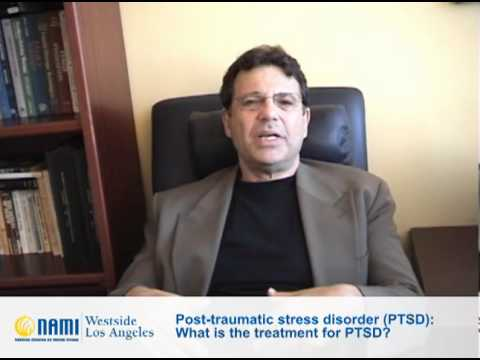 Video Post-traumatic stress disorder (PTSD): What is the treatment for PTSD?