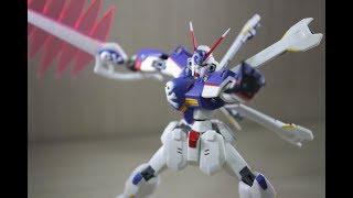 Robot Damashii Crossbone Gundam X-3 Review