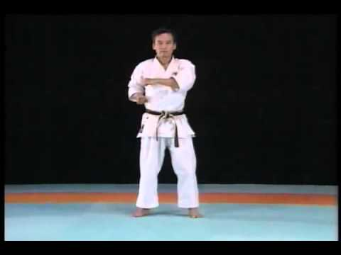 [拔塞] Bassai (kata) - Wado-ryu