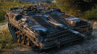 World of Tanks Strv 103B - 4 Kills 10,9K Damage