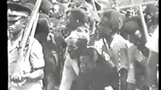 HAILE SELASSIE   April 21 1966 State Visit To Jamaica