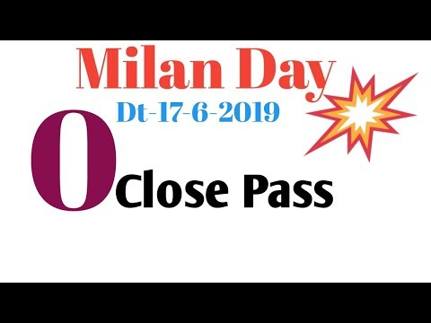Download Milan Day Sunday Date 16 06 2019 V I P Jodi Otc Fix Don