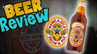 Newcastle Brown Ale // Beer Review