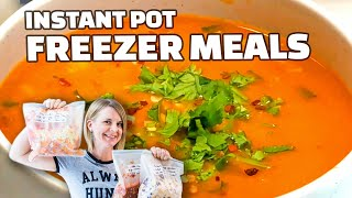 3 HEALTHY Instant Pot Freezer Meals   Recipes To Cook From Frozen