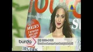 burda na TV 04 – Blusa plus size