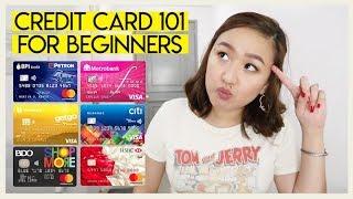 Credit Card 101 💳 For Beginners (basics + Pros & Cons) | Tita Talks 🍵