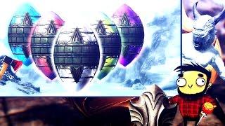 Skyrim: Dawnguard - Как найти все 5 Парагонов в Забытой долине? Щит Ауриэля